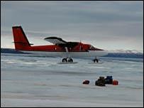 Plane   Image: Jim McNeill