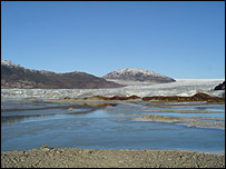 Lago (Foto cortesía de CONAF)