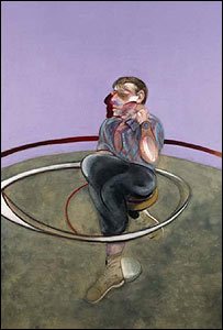 Francis Bacon's Self Portait