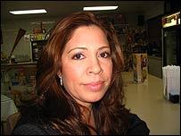 Nora S�ndigo, directora ejecutiva de American Fraternity