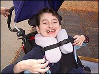 Ashley en 2006 (Foto: Blog del tratamiento de Ashley)