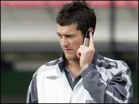 Preston striker David Nugent