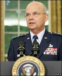 CIA Director General Michael Hayden