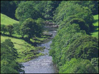 Lune Valley, Cumbria (courtesy of freefoto.com)