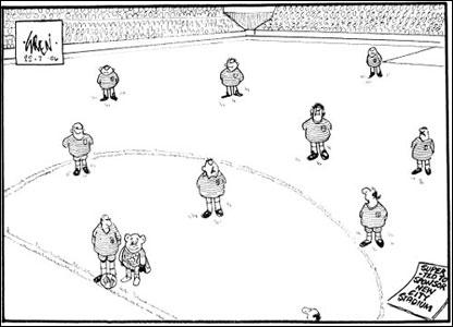 Gren cartoon