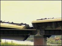 Ely train derailment