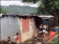 House in Sierra Leone