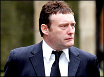 Jimmy White attended Hunter's funeral in Leeds