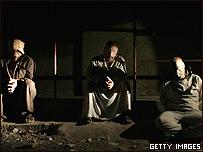 Detenidos iraqu�es