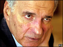 Ralph Nader (file picture)