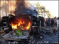 Un atentado con carro bomba en Irak