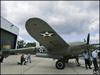 The P38 Lightning