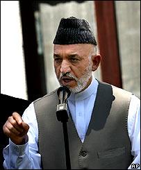 President Karzai - 23/06/07