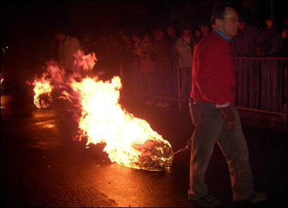 Stonehaven Fireballs Ceremony
