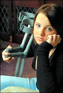 Amy Wild (photo courtesy of MEN Syndication)