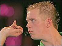 young michael van gerwen