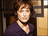 Sarah Clarke as Nina Myers in 24