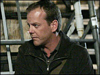 Kiefer Sutherland as Jack Bauer 24