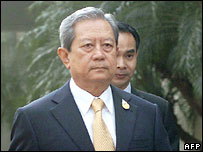 Prime Minister Surayud Chulanont - archive photo