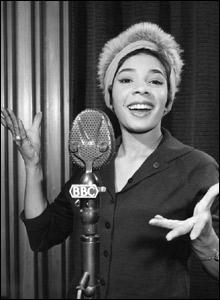 Shirley Bassey in 1960
