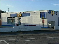 The shop on Woodland Road