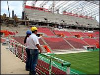 Barquisimeto stadium