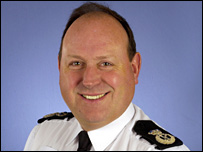 Tayside Police Chief Constable John Vine