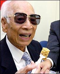Momofuku Ando, file photo