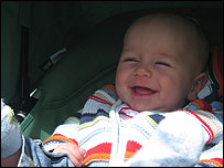 Finn at Glastonbury