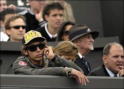 MotoGP ace Valentino Rossi