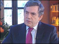 Gordon Brown MP