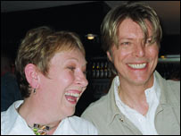 Eleanor Smith meeting David Bowie