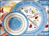 Diet plate