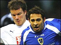 Teemu Tainio and Michael Chopra