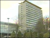 Plymouth's Civic Centre