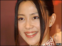 Yoshino Kimura (May 2007)
