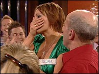 Laura Pearce on Deal or No Deal