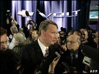 GM boss Rick Wagoner