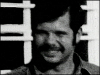 David Ervine pictured during his time in the Maze prison