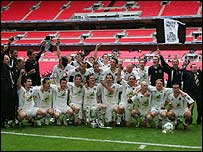 Truro City at Wembley