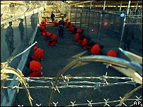 Detenidos en Guantánamo