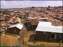 Kibera, BBC
