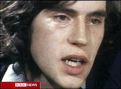 Gordon Brown as a student