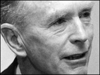 Alec Douglas-Hume  in the BBC Daily Politics Favourite Peacetime Prime Minister poll
