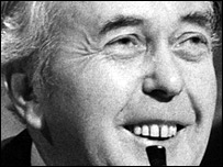 Harold Wilson in the BBC Daily Politics Favourite Peacetime Prime Minister poll
