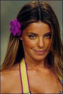 Daniela Cicarelli, AP
