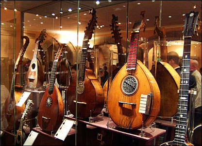Historical Musical Instruments Collection