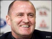Livingston boss Mark Proctor