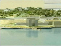 Model of the proposed plant
