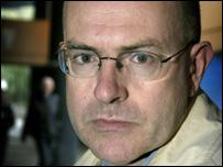 Panorama reporter John Sweeney